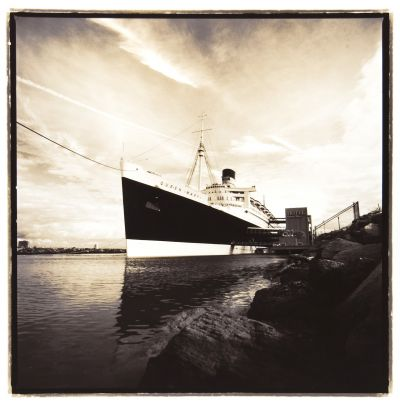 Debra DiPaolo Photography, Queen Mary