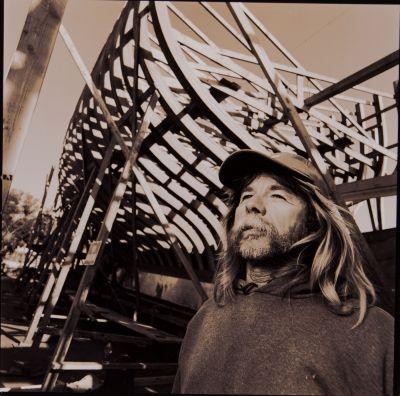 Debra DiPaolo Photography, Ed Fitzpatrick, shipbuilder